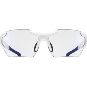 UVEX Sportstyle 803 Race VM Sportglasses small white/ltm.blue